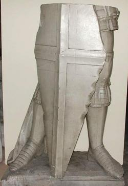 An image of Cast (sculpture)