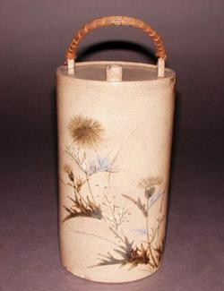 An image of Sake flask