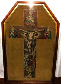 An image of Orphrey of chasuble