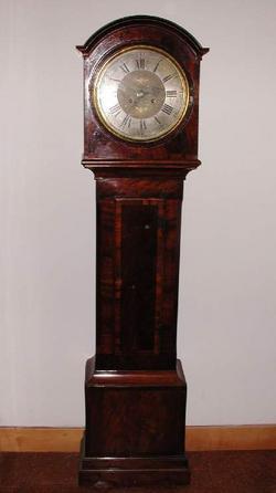 An image of Longcase clock