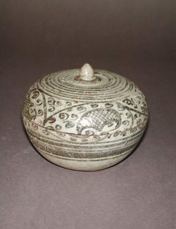 An image of Bowl and cover
