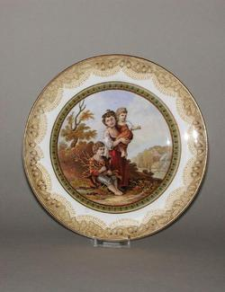 An image of Plate