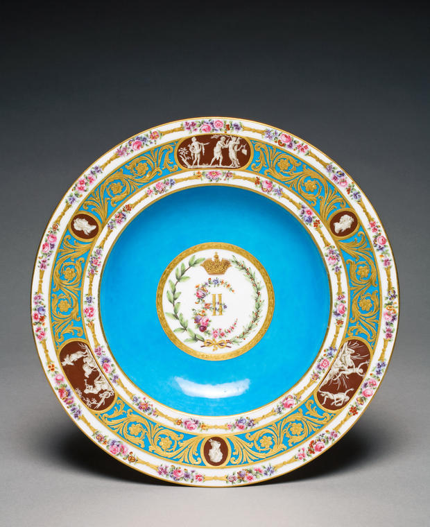 Plate from the Empress Catherine Service