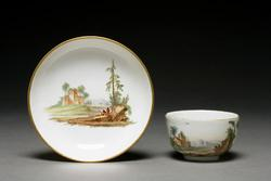 An image of Cup and saucer