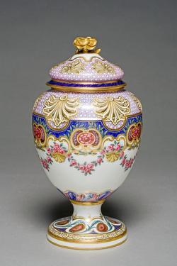 An image of Pot-pourri vase