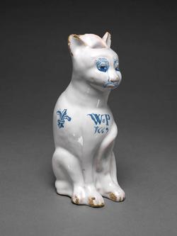An image of Cat jug