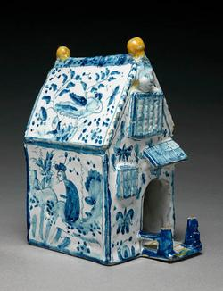 An image of Model house