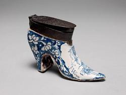 An image of Model shoe
