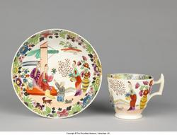 An image of Coffee cup and saucer