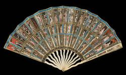 Featured image for the project: Folding fan, known as the Messel Mica Fan