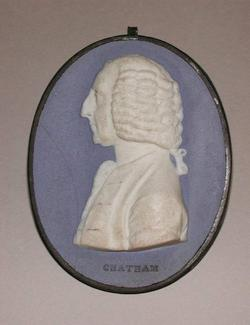 An image of Portrait medallion