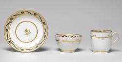 An image of Tea bowl and saucer