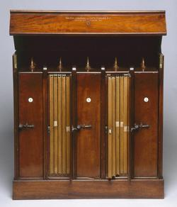 An image of Drawing cabinet
