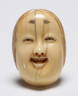 An image of Netsuke