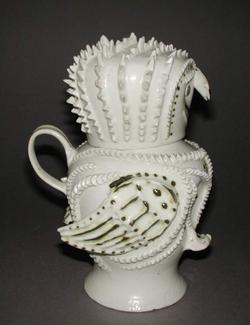 An image of Owl jug