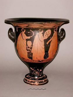 An image of Bell krater