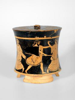 An image of Pyxis