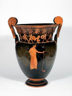 An image of Volute krater
