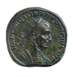 An image of Double sestertius
