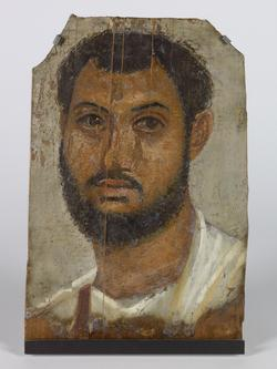 An image of Mummy portrait