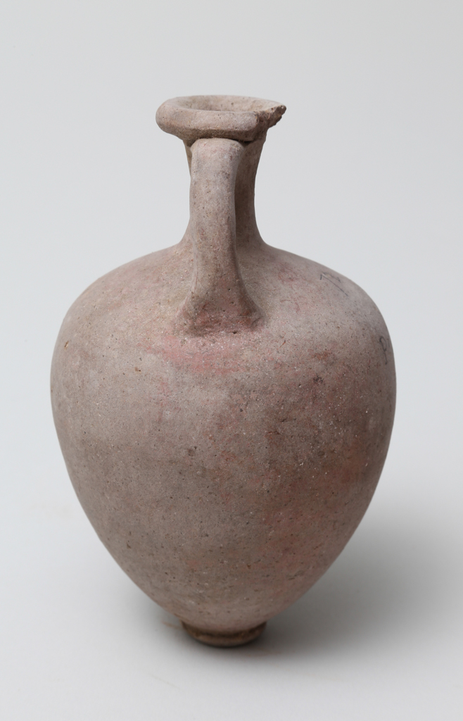 An image of Vessel. Jug, with ring base. Production Place/Find Spot: Egypt. Height 0.125 m.
