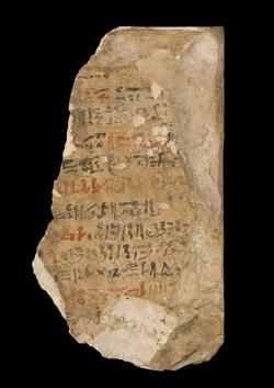 An image of Ostracon