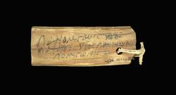 An image of Mummy label