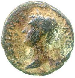An image of Dupondius or as