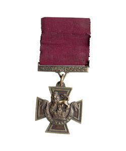 An image of Victoria Cross