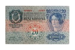 An image of 20 korona