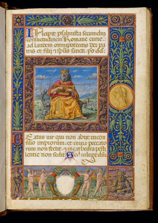 An image of Psalter