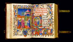 An image of Book of hours