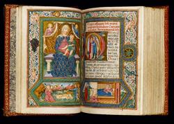 Book of hours preview image