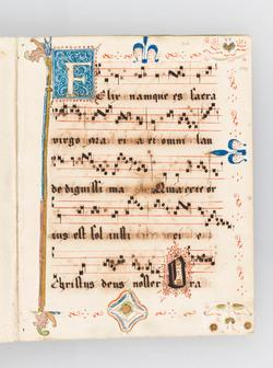 An image of Antiphoner