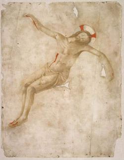 Fra Angelico, The Dead Christ preview image