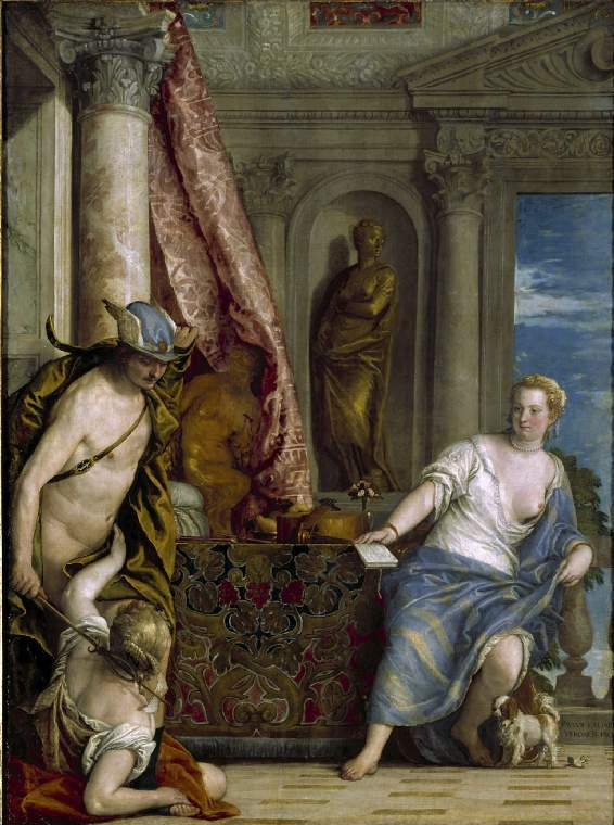 Hermes, Herse and Aglauros