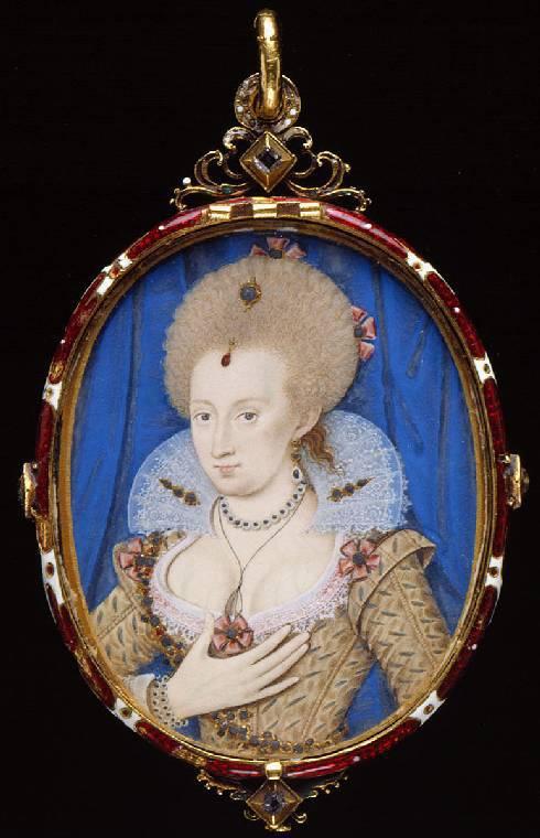 Anne of Denmark 1574-1619