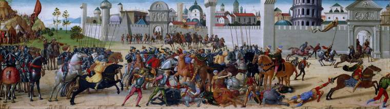 The Siege of Troy - The Death of Hector