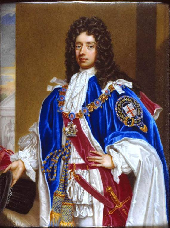 John Douglas, 2nd Duke of Queensbury and Dover 1662-1711
