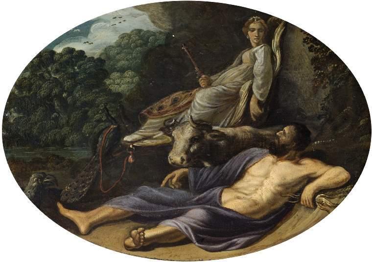 Jupiter and Io