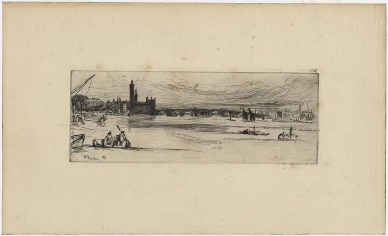 Old Westminster Bridge