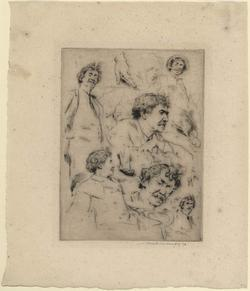 Featured image for the project: Studies of James McNeill Whistler
