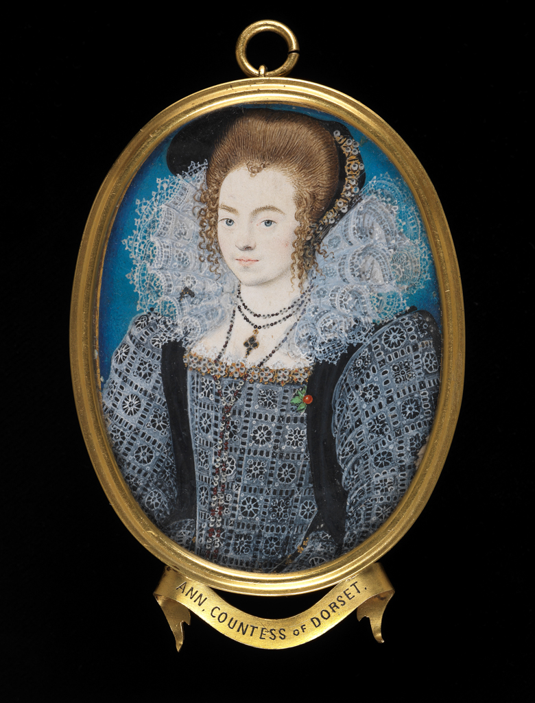 Unknown Lady The Countess of Pembroke or The Countess of Dorset