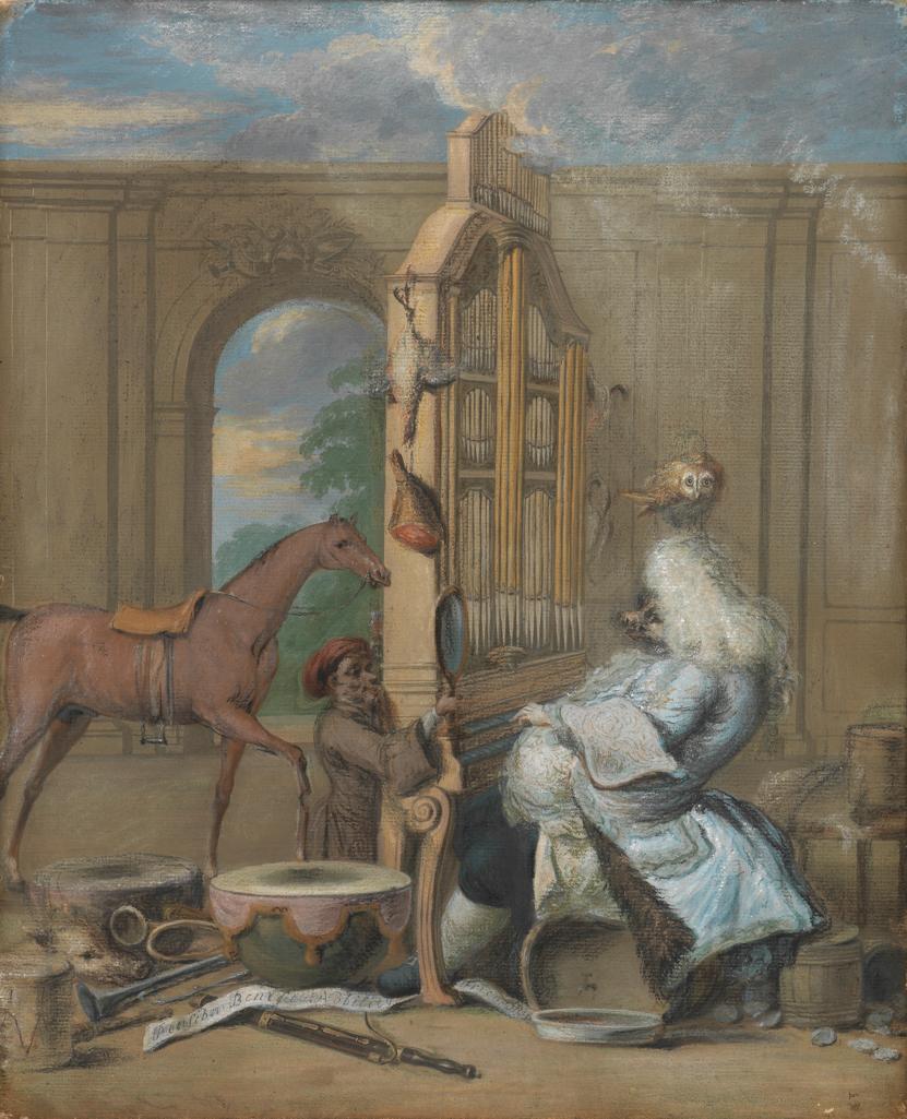 George Frideric Handel: 'The Charming Brute'