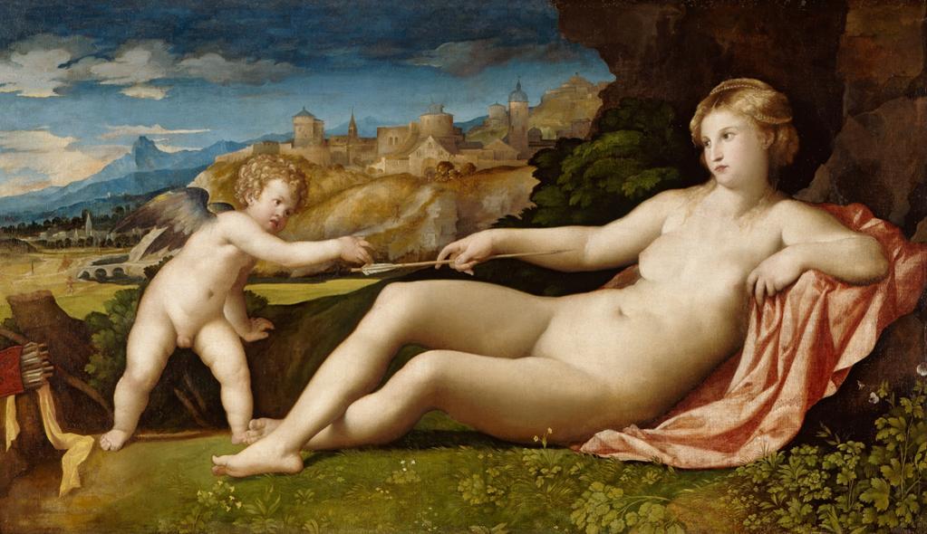 Venus and Cupid: 109