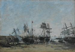 Low tide, Portrieux