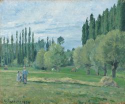 Haymaking, 1874