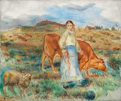 The Return from the Fields, 1886